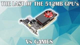 Download The Disappointing End To 512MB Graphics Cards Video