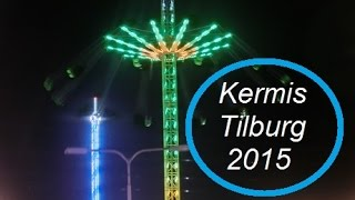 Download Kermis Tilburg 2015 HD Compilatie Vrijdag 17 Juli (De Tilburgse Kermis) Video