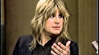 Download Ozzy Osbourne on Late Night March 25, 1982 Video