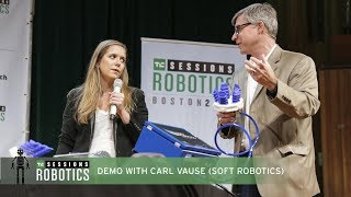 Download Demo with Carl Vause (Soft Robotics) Video