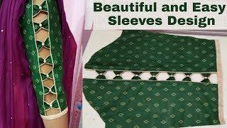 Download Stylish sleeves design/ aasteen ke design/ baju ke design-88-YouTube Video