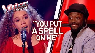 Download 13-Year-Old SOUL DIVA steals will.i.am's heart in The Voice | Journey #33 Video