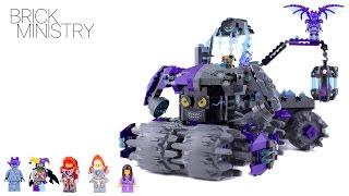 Download LEGO 70352 NEXO KNIGHTS ● JESTRO'S HEADQUARTERS Video