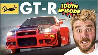 Download NISSAN GTR - Everything You Need to Know | Up to Speed Video