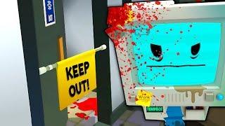Download INSIDE TEMP BOTS SECRET MURDER ROOM (This is scary...)| Job Simulator VR Infinite Overtime HTC Vive) Video