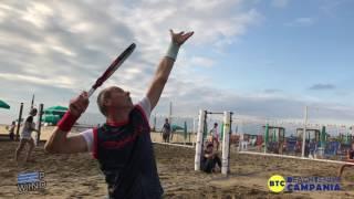 Download Finale DM Open Garavini/Giovino vs Chiodioni/Minighini Circuito PWIND Tappa Beach Tennis Campania Video