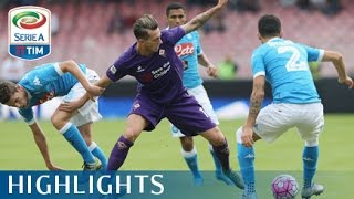 Download Napoli - Fiorentina 2-1 - Highlights - Matchday 8 - Serie A TIM 2015/16 Video