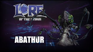 Download Heroes of the Storm | Lore of the Storm | Abathur (Starcraft Lore) Video