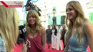 Download Inés París y Patricia Montero en la Alfombra Roja del 19 Festival de Málaga Video