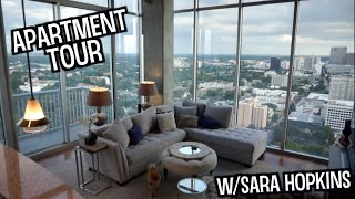 Download APARTMENT TOUR! | Sara Hopkins Video