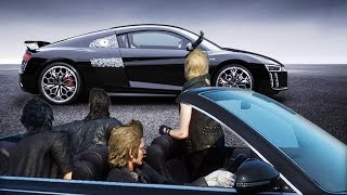 Download This Final Fantasy XV Car is Cool, But Not $470,000 Cool - Up At Noon Live Video