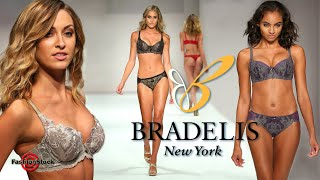 Download Bradelis Lingerie SS2016 - Sexy Runway Show during Style NY Fashion Week @ Gotham Hall Video