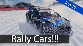 Download Forza Horizon 3: Top 10 - Rally Cars Video