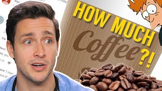 Download How Much Coffee Is Too Much? | Responding to Your Comments #10 Video