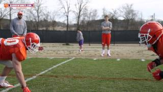 Download Clemson Football || Spring Practice - Day 5 Video