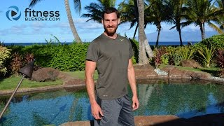 Download Quick and Intense HIIT Workout - Bodyweight Only HIIT Cardio Video