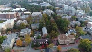 Download Autumn arrives in Chapel Hill Video