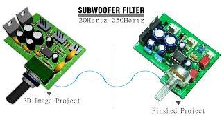 1200W Stereo Power Amplifier Yiroshi Crown [DIY + TEST] - PCBWay