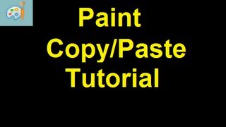 Download Paint [Copy/Paste] Tutorial Video