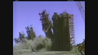 Download End of steel in Youngstown: Blast furnaces came down 35 years ago Video