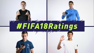 Download FIFA 18 | Official Ratings Reveal | Ft. Ronaldo, Griezmann, Alli, Muller Video