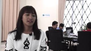 Download Faces of IT Cambodia: Siya Ny, software developer, Rotati Video