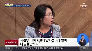 "Download '안희정 무죄' 3가지 쟁점…""현행법으로 처벌 어렵다"" Video"
