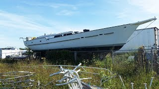 Download 31. Dirt Cheap Fifty-Two Foot DREAM Yacht! Should We Buy? - Sailing Vessel Somnium Video