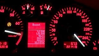 Download Audi S4 B5 2.7 V6 Biturbo Acceleration Sound 0-300 Video