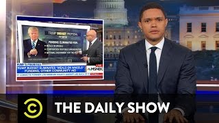 Download Trump's Budget by the Numbers & MEAL Team Six - How to Save Meals on Wheels: The Daily Show Video