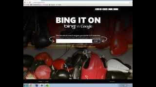 Download Bing vs Google Challenge (Who Won?) Video