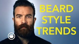 Download 5 Beard Style Trends for 2017 | Jeff Buoncristiano Video