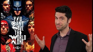 Download Justice League - Movie Review Video
