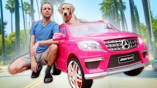 Download BUYING MY DOG A G WAGON! Video