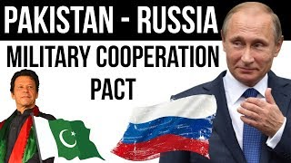 Download Pakistan Russia Military Cooperation Pact - Impact on India - Current Affairs 2018 Video