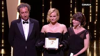 Download Diane Kruger (Prix d'Interprétation Féminine) rend hommage aux victimes du terrorisme Video