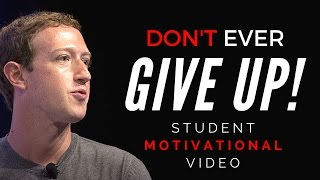 Download Don't EVER Give Up! - Student Motivational Video Video