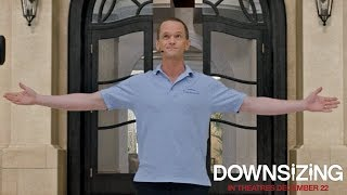 Download Downsizing (2017) - ″Sales Pitch″ Clip - Paramount Pictures Video
