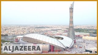Download 🇶🇦 Qatar's emir hopes 2022 World Cup can heal Arab world divisions | Al Jazeera English Video