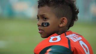 Download Miami Football Team Makes a Dream Come True For Carter Hucks (Make-A-Wish) Video