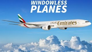 Download EMIRATES Eyes WINDOWLESS PLANES Video
