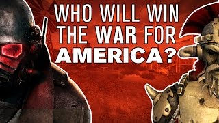Download NCR vs Legion - Who will ultimately win America? Video