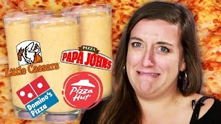 Download People Drink Pizza Smoothies Video