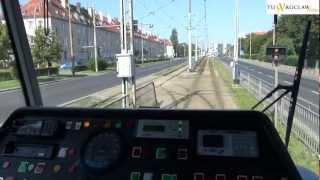 Download Nauka jazdy tramwajem w MPK. Wrocław Video