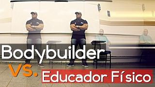 Download A Palestra - Bodybuilder vs. Educador Físico Video