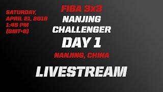 Download LIVE 🔴 - FIBA 3x3 Nanjing Challenger - Day 1 - Nanjing, China Video