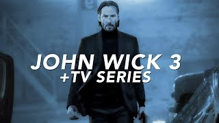 Download New Details on JOHN WICK CHAPTER 3 + Spinoff TV Series! Video