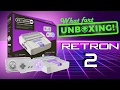 Download Unboxing I Consola Retron 2 !! Video