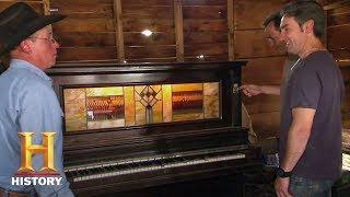 Download American Pickers: The Piano Stalemate | History Video