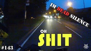 Download Saving a crashed Motorcycle, Idiot nearly causes head on collision - Deadly Observations #143 Video